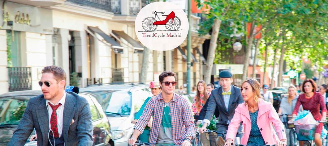 TrenCycle Madrid, ir en bici esta de moda