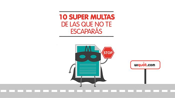 multas, coche, tráfico, exceso de velocidad, móvil, itv, seguro, cinturón, alcoholemia,
