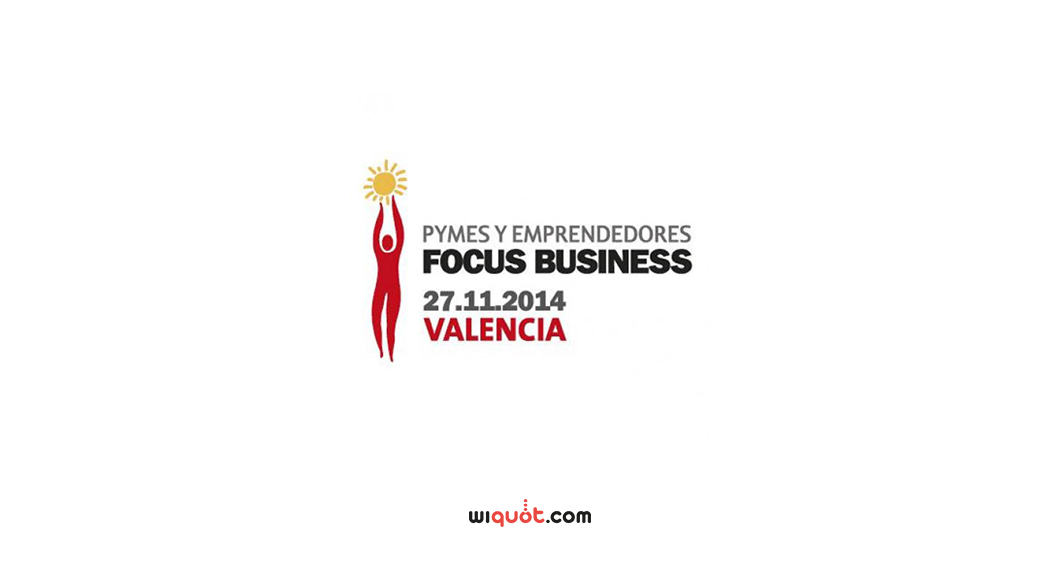 wiquot, AJEV, DPECV2014, Día de la Persona Emprendedora 2014, emprendimiento, Feria Valencia, Focus Bussines 2014, Operación Emprende, startups, Valencia
