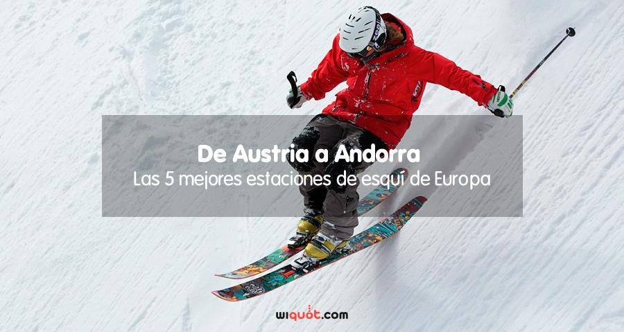 estación de esquí, pistas de esquí, las cinco mejores estaciones de esquí de Europa, esquí, snowboard, heliesquí, esquí alpino, esquí de fondo, snowparks,raquetas de nieve, tubbing, escuela de snowboard, pistas de snowboard, freestyle, esquí nocturno,mushing, esquí fuera pista, hoteles, resorts, spa, restaurantes, ocio, Après-ski, Zermatt, Lech Zürs, Espace Killy, Vall d'Isere, Tignes, Der Weisse Ring, Dolomiti Superski, Grandvalira, Wolfgang Moroder, seguro de esquí y snowboard, Wiquot, Gestor de finanzas personales,