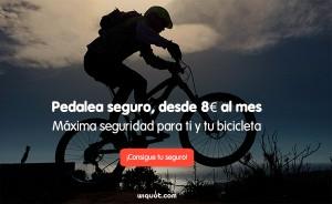 ir seguro en bicicleta