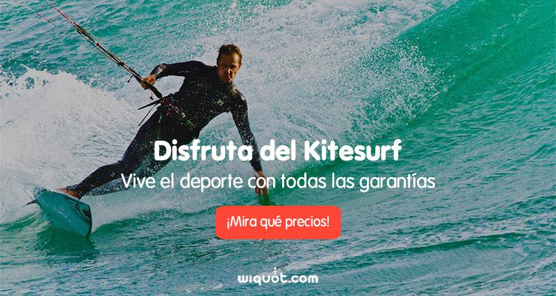 seguro de kitesurf